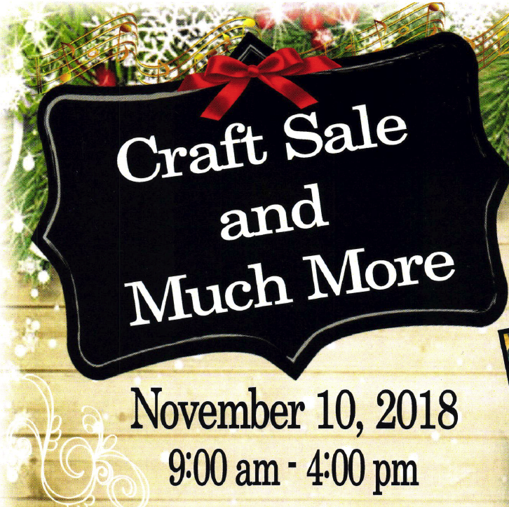 Pathways Craft Sale