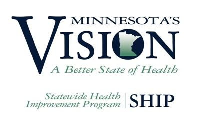 Minnesota's Vision A Better State of Health Statewide Health Improvement Program logo