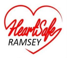 Heart Safe Ramsey Logo