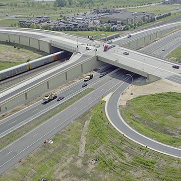 Armstrong Blvd Interchange