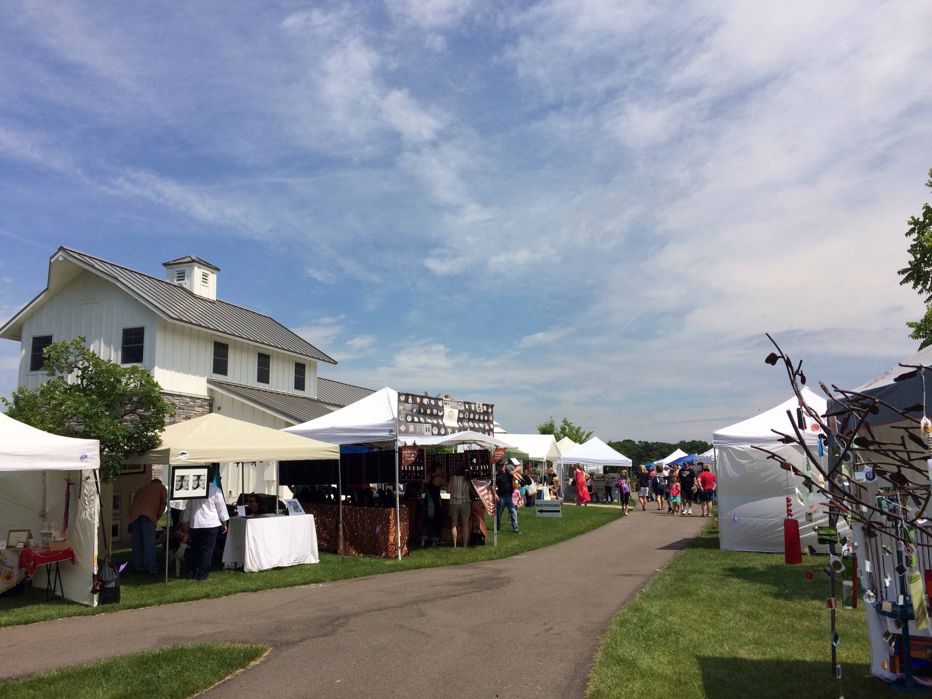 Elmcrest Art Fair