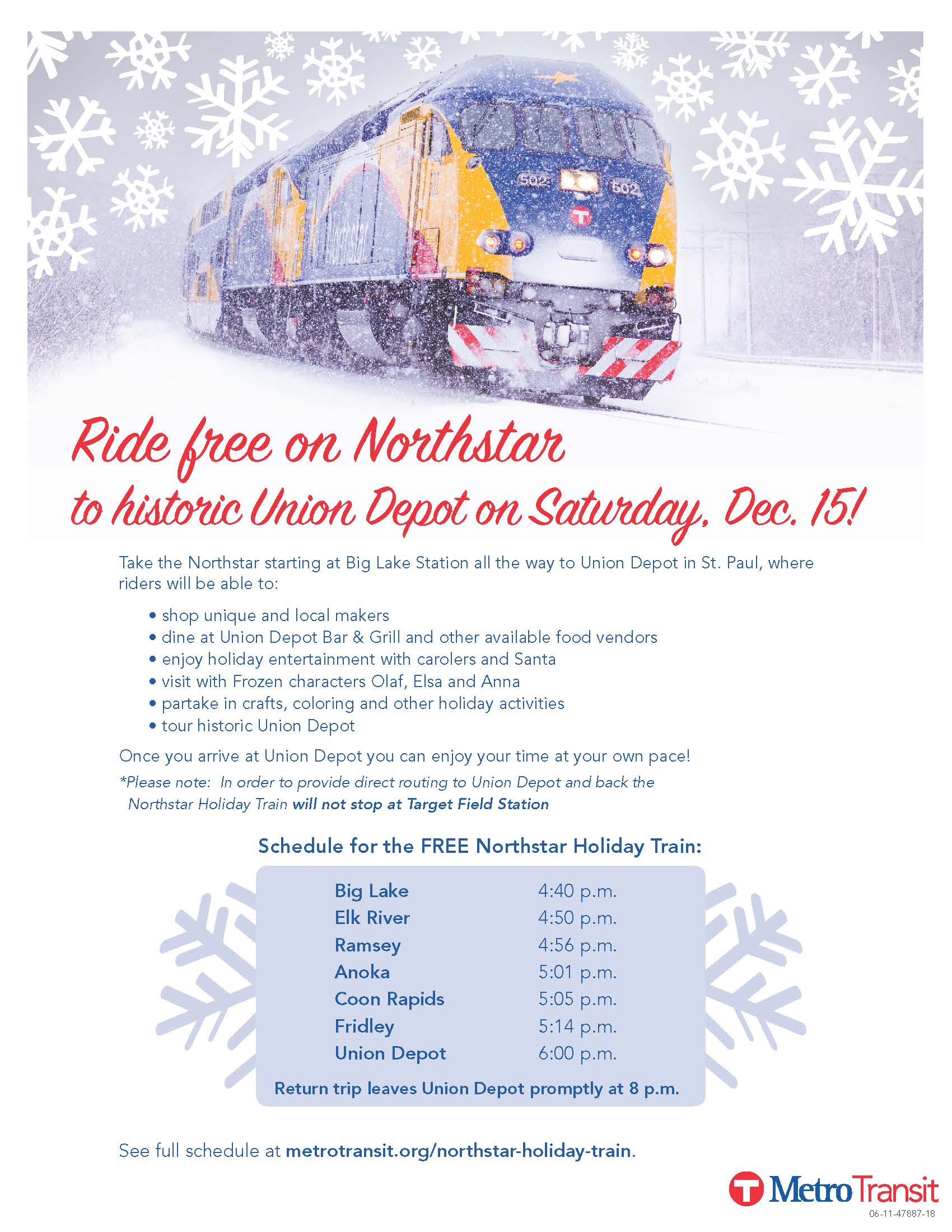 Northstar Free Ride